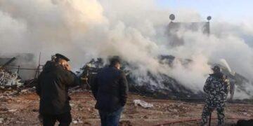 مقتل قيادات عسكرية ليبية إثر انفجار في الأكاديمية البحرية بجنزور