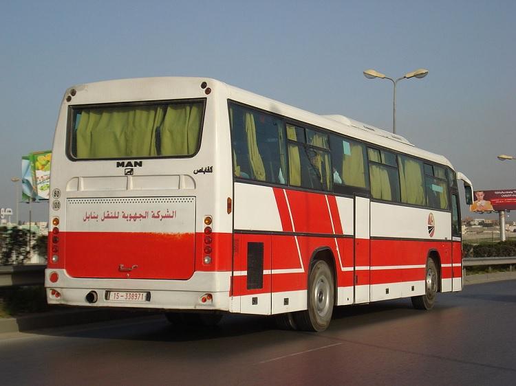 نابل: إصابة 11 شخصا في انزلاق حافلة لنقل العملة