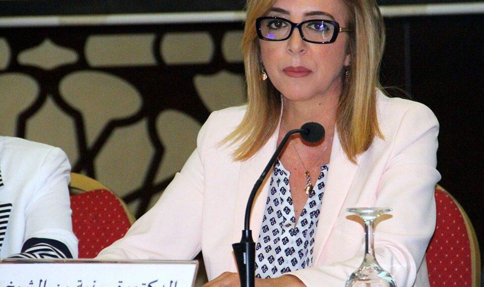 سنية بالشيخ: من الضروري اليوم القيام بعملية تلقيح بيضاء ضد كورونا