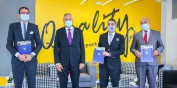 افتتاح حاضنة المشاريع الناشئة الدولية بتونس