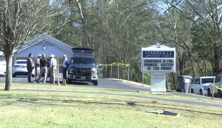 مقتل شخص وإصابة آخرين بإطلاق نار قرب كنيسة في تكساس