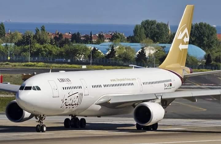 الخطوط الليبية تستأنف رحلاتها إلى مصر بعد انقطاع أكثر من عام