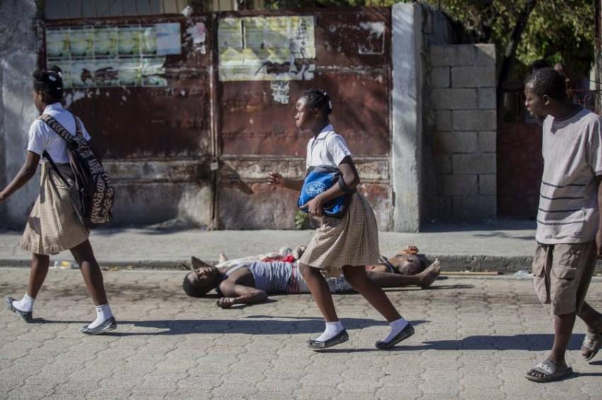 مقتل 25 شخصا خلال عملية هروب من أحد السجون في هايتي