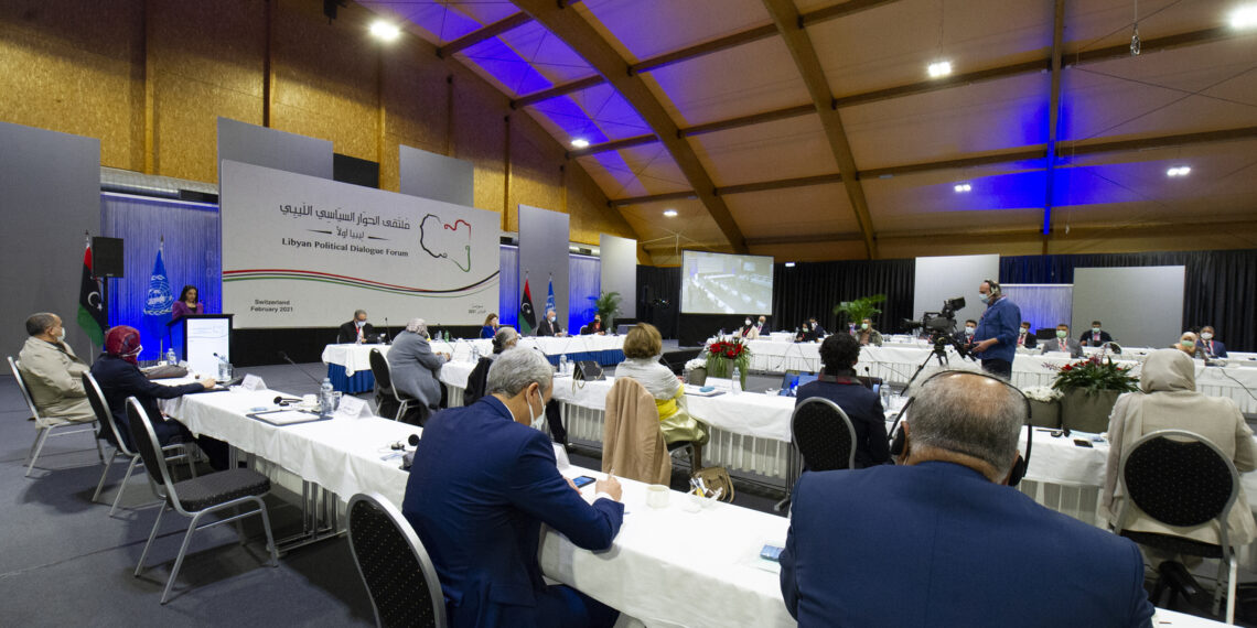 انتخاب سلطة تنفيذية جديدة في ليبيا
