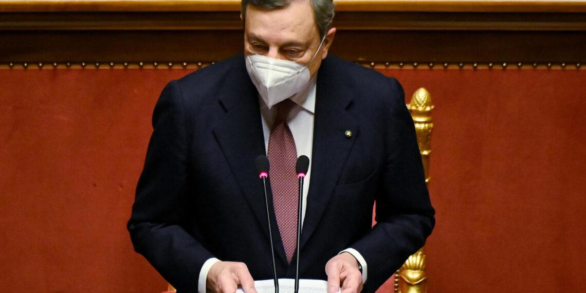 ايطاليا: دراغي يحصل على ثقة البرلمان