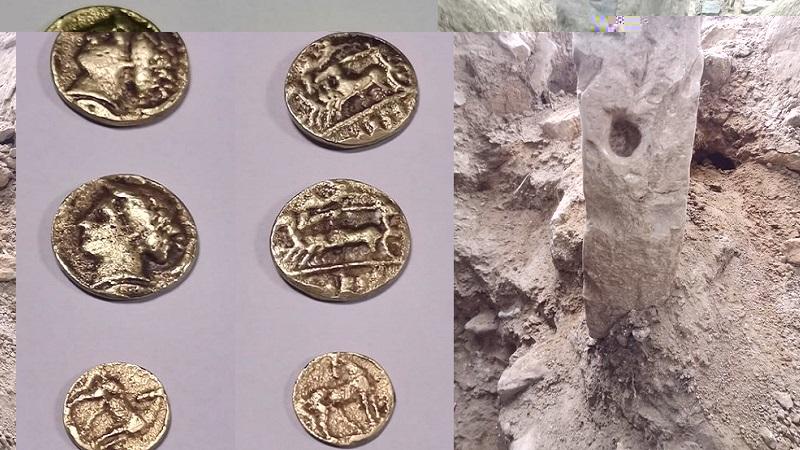 اكتشاف حفريات وممرات رومانية ببن عروس