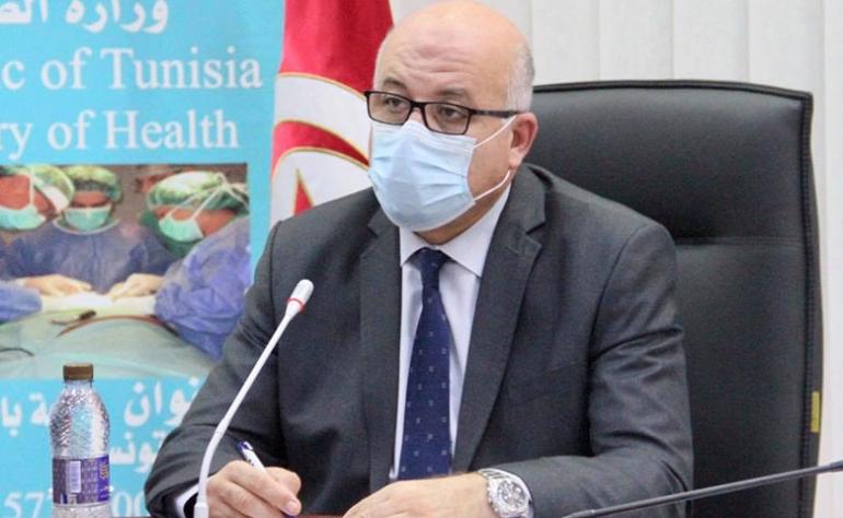 وزير الصحة: 8 ملايين جرعة لقاح ستصل تونس…و في هذه الحالات تكون له مضاعفات