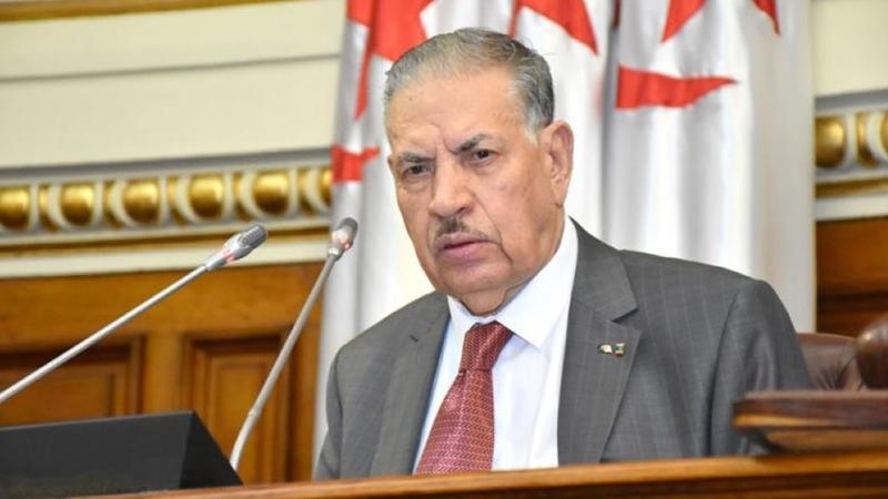 انتخاب صالح قوجيل رئيسا لمجلس الأمة الجزائري