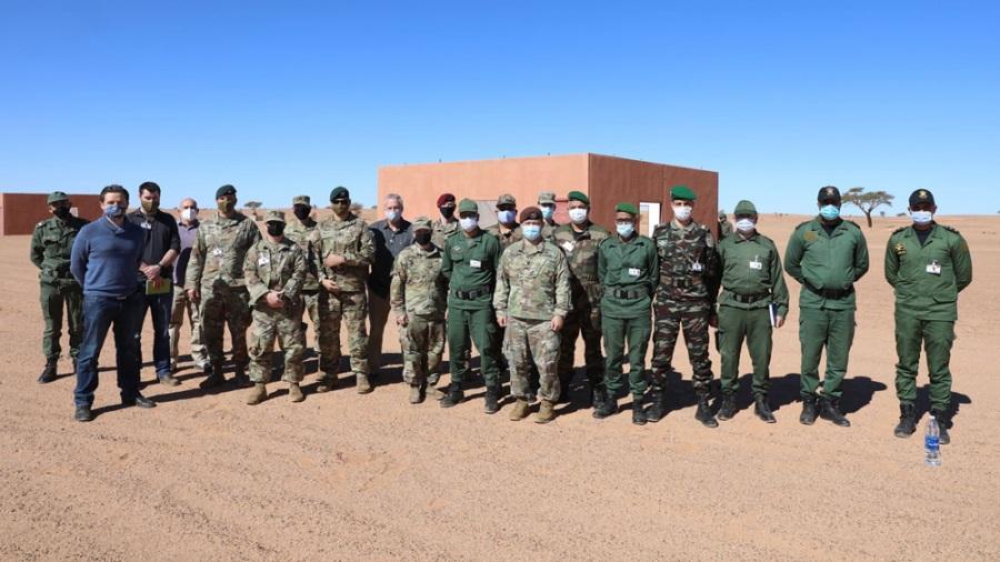 تونس تحتضن مناورات 'الأسد الإفريقي'