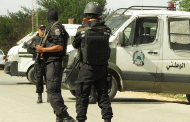 الحرس الوطني: حجز بضائع مهربة بقيمة 178 ألف دينار