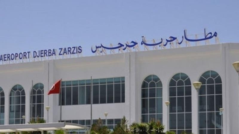 غلق مطار جربة جرجيس الاثنين والأربعاء من كل أسبوع