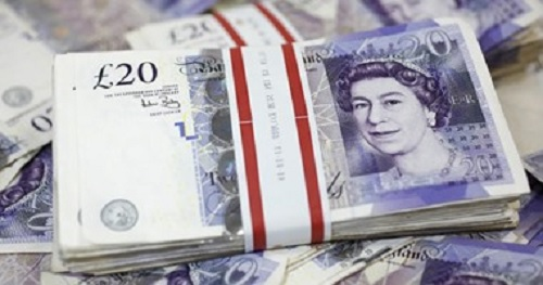 الجنيه الإسترليني يسجل أعلى مستوى في 8 أشهر أمام اليورو