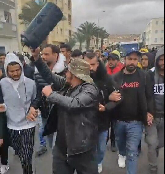 """تنسيقية اعتصام الكامور: """" لا للخضوع … و'الفانا' التي فتحناها بالكلمة سنُغلقها بالعدد """""""