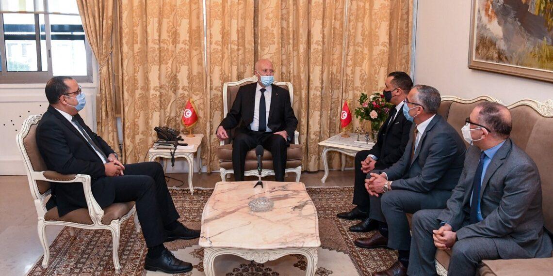 سعيّد يقترح انشاء اتحاد عام لقوات الأمن الداخلي