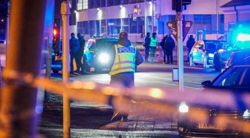 السويد: إصابة 5 أشخاص بإطلاق نار في هلسينغبورغ