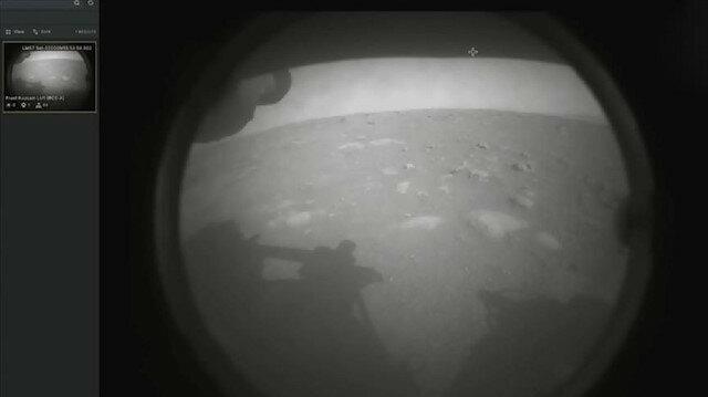 """""""ناسا"""" تعلن هبوط المركبة """"برسيفرانس"""" على المريخ"""