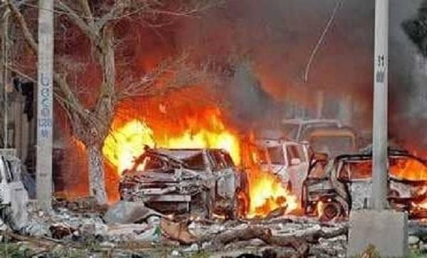 مقتل 9 أشخاص إثر هجوم إرهابي على فندق في الصومال