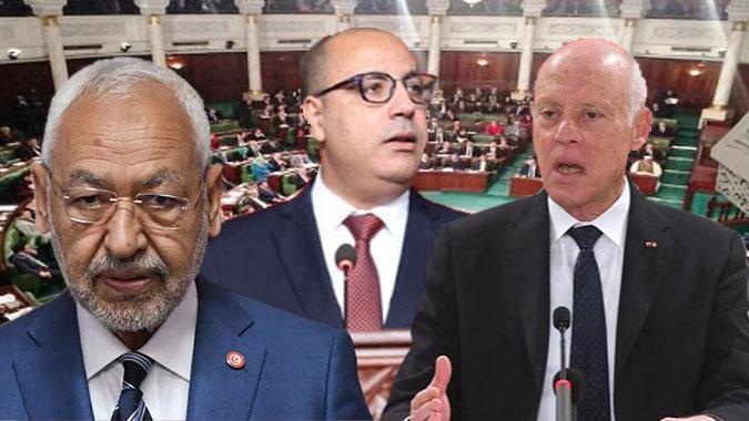الأزمة في تونس…حرب بسيكولوجية و علاقات انتهازية فتحت مطامع الأطراف الخارجية