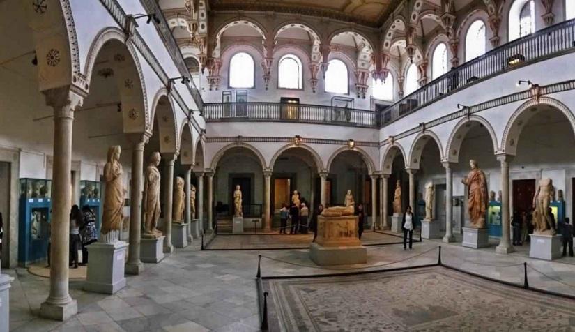 بعد غلقه لسنوات: إعادة فتح الجناح الذي شهد أحداثا إرهابية في متحف باردو