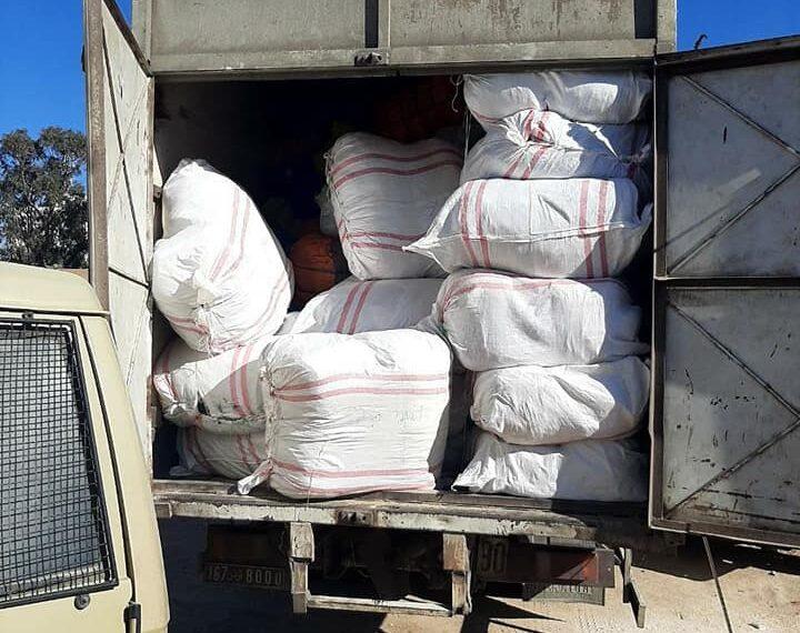 سبيطلة: حجز بضائع مُهربة بقيمة 550 ألف دينار