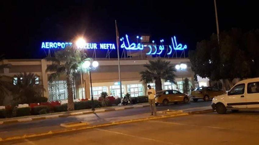 توزر: تأجيل غلق مطار توزر نفطة الدولي