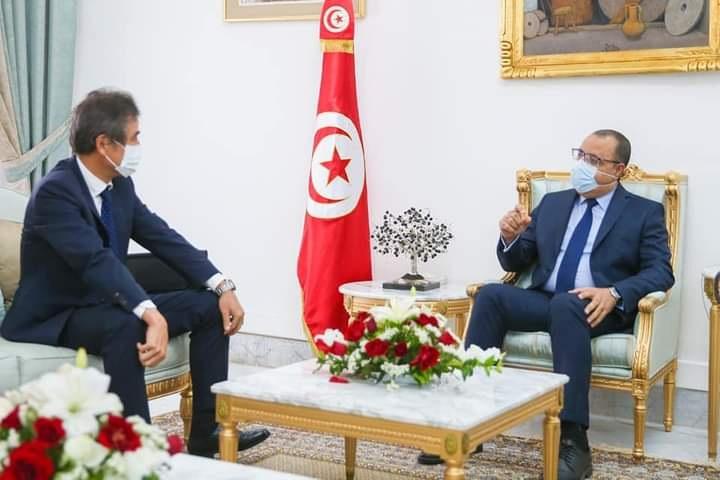كورونا: هبة يابانية لتونس بقيمة مليون دولار