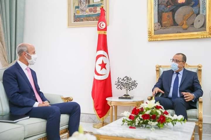 سفير كندا بتونس يؤكد  مساندة بلاده لبرنامج اصلاح الاقتصاد الوطني