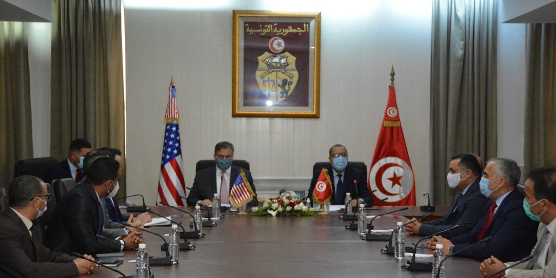 تونس توقع اتفاقية تعاون أمني مع سفارة الولايات المتحدة الأمريكية