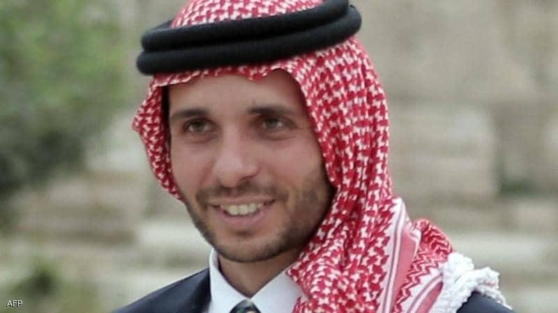 """الأمير حمزة بن الحسين: """"لن ألتزم بالأوامر"""""""