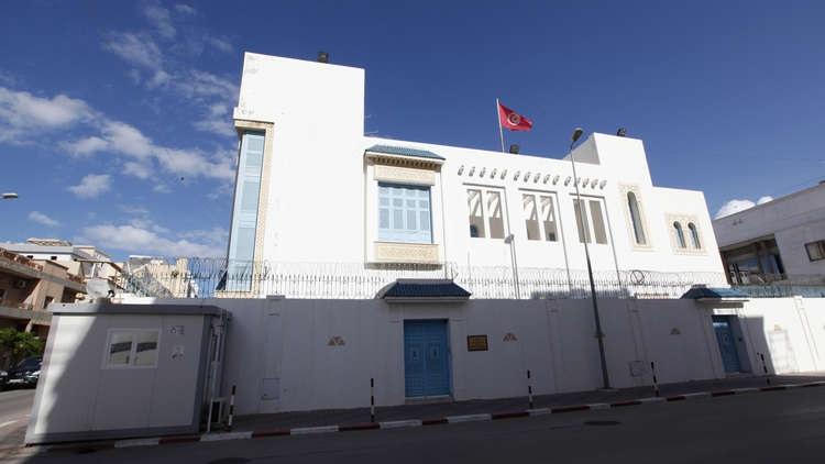 غلق قنصلية تونس بطرابلس لمدة أسبوع بسبب كورونا