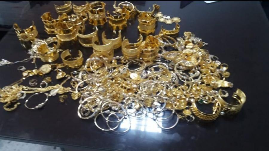 حجز كمية كبيرة من الذهب و8 بنادق صيد ببن قردان