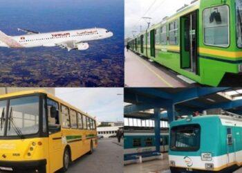 قطاع النقل: إضراب عام برًا وبحرًا وجوًا