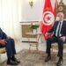 رئيس الجمهورية يلتقي رئيس مجموعة البنك الافريقي للتنمية