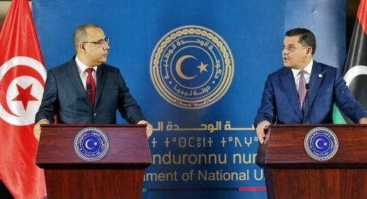 حصيلة زيارة رئيس الحكومة الى ليبيا