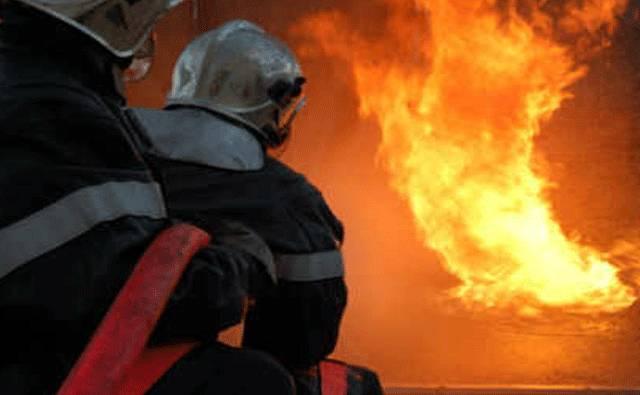 حريق في مصنع للمصبرات الغذائية بمجاز الباب: التفاصيل