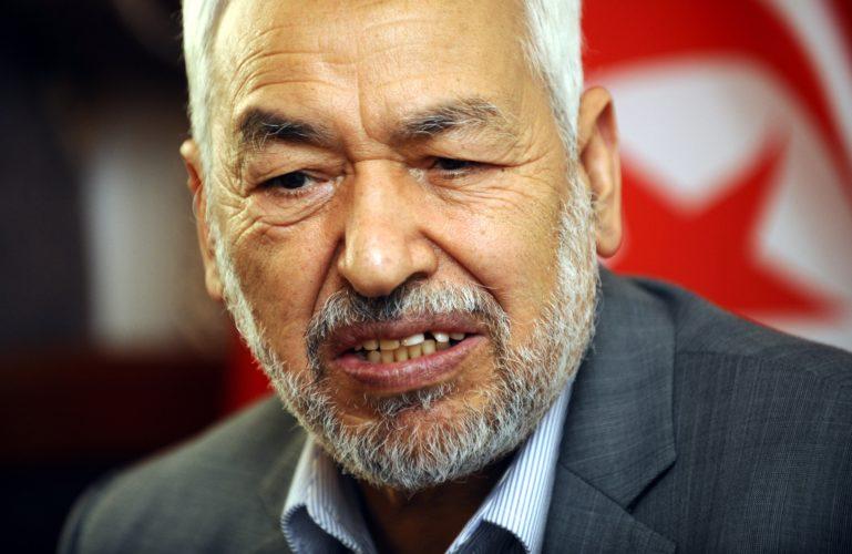 """الغنوشي: """"جيل جديد من المقاومين نبت في فلسطين المحتلة"""""""