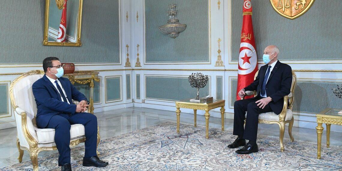 """رئيس الجمهورية: """"الشعب التونسي شخّص مشاكله بنفسه"""""""