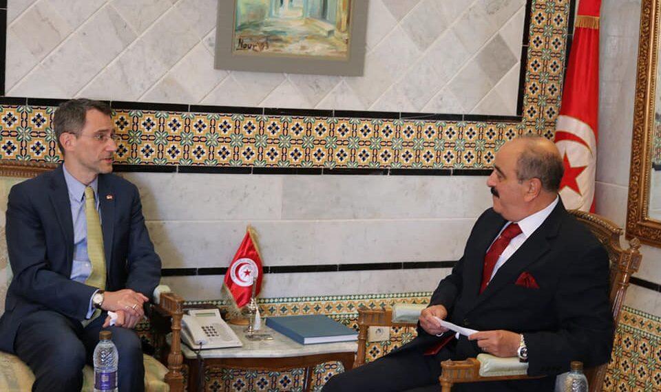 الخارجية الأمريكية: حريصون على مواصلة دعم تونس في مفاوضاتها مع صندوق النقد