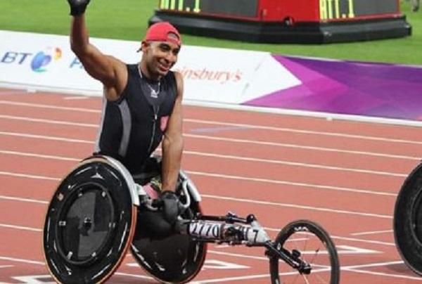 التونسي وليد كتيلة يحطم الرقم القياسي العالمي لسباق 800 متر كراسي