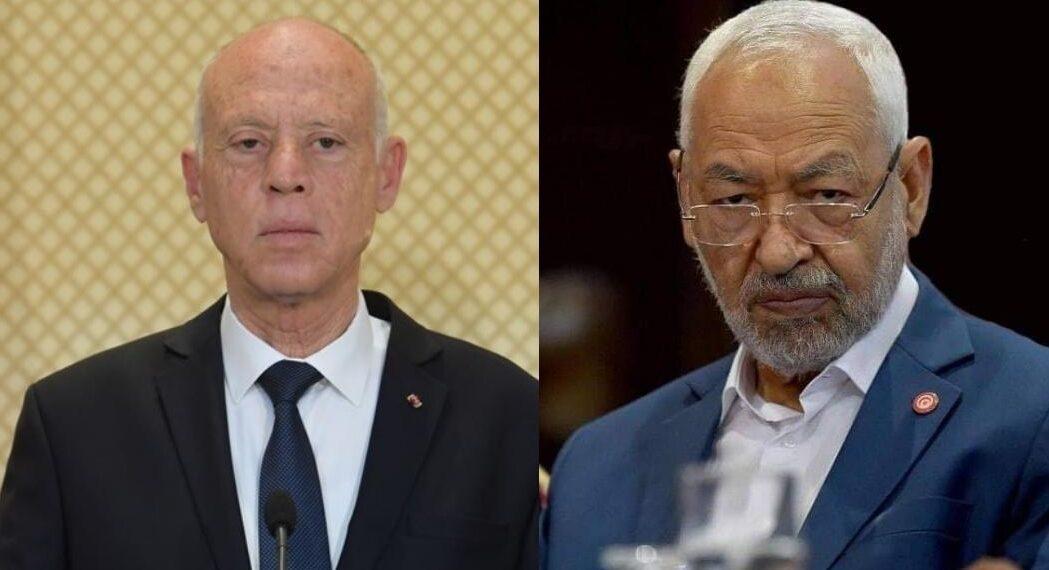 أزمة جديدة تلوح في الأفق بين سعيّد والغنوشي