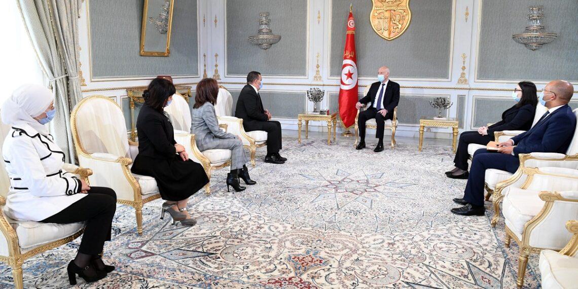 سعيد: الدبلوماسية التونسية ستكون قوية متى كانت تونس قوية من الداخل