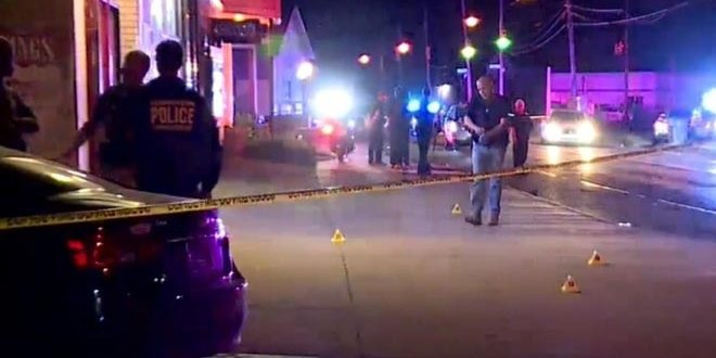 5 قتلى في حادث إطلاق نار بولاية أوهايو الأمريكية
