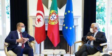 المشيشي ونظيره البرتغالي يتفقان على عقد الاجتماع الخامس للجنة العليا المشتركة موفى 2021