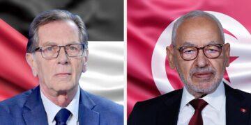 الغنوشي: تونس ستستخدم كافة الإمكانيات لوقف جرائم الاحتلال