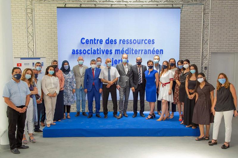 جربة: افتتاح المركز المتوسطي للموارد الجمعياتية