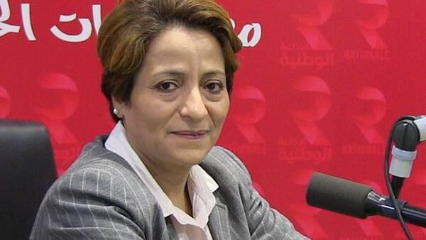 """روضة قرافي :"""" الرئيس الأول لمحكمة التعقيب تورّط في قضية رشوة وارتشاء ديوانية كبيرة"""""""