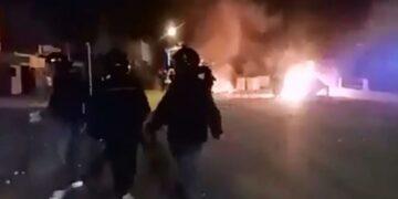 الداخلية: شبان في سيدي حسين يعتدون على الوحدات الأمنية والأملاك العامة