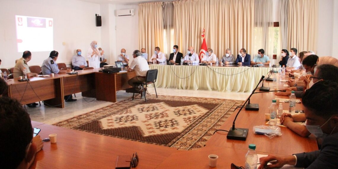 بداية اليوم: حجر صحي موجه لمدة أسبوع في ولاية القيروان