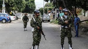 كولومبيا: إصابة 36 شخصا في تفجير استهدف قاعدة عسكرية