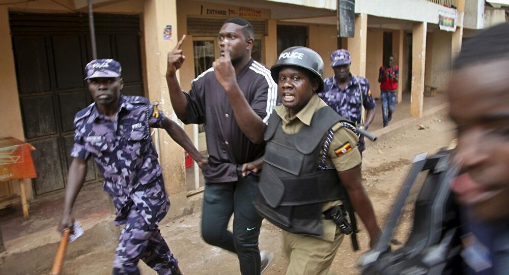 محاولة اغتيال وزير أوغندي
